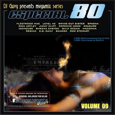 DJ GuVy - Especial 80s Mix - vol 09