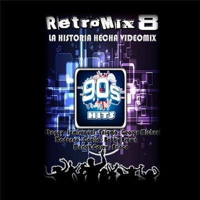 DJ Mix - Retro Mix 08