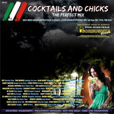 DJ Esanto - Cocktails and Chicks - The Perfect Mix 03