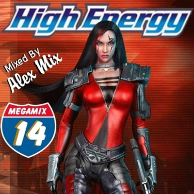 DJ Alex Mix - High Energy Mix volume 14
