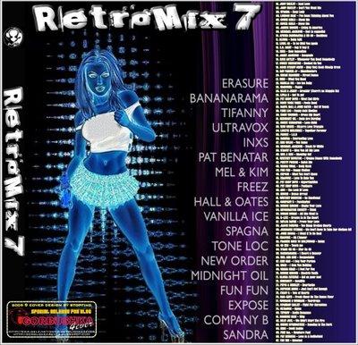 DJ Mix - Retro Mix 07