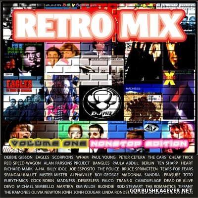 DJ Mix - Retro Mix 01