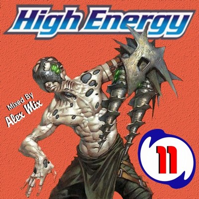 DJ Alex Mix - High Energy Mix volume 11