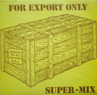 M. Battaglia - Super Mix / For Export Only vol 01 & 02