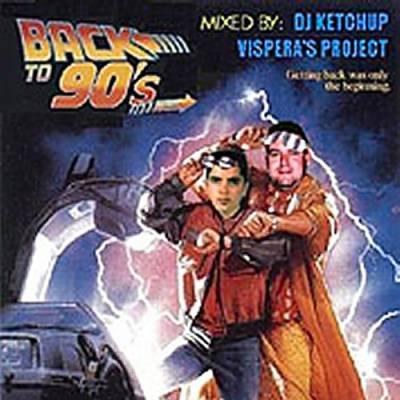 DJ Ketchup & Pedro Jimenez - Back To 90's Mix