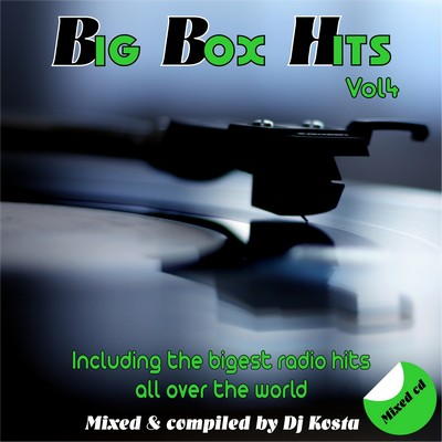 DJ Kosta Big Box Hits Mix 04 [2012]