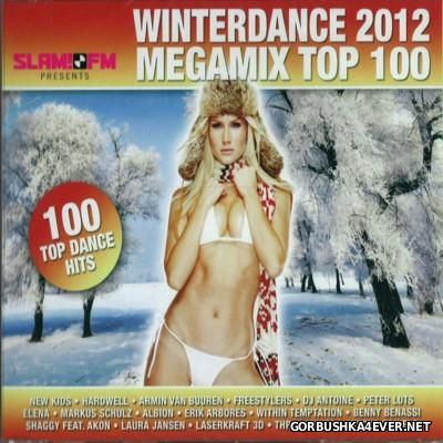 Winterdance 2012 Megamix Top 100 [2012] / 3xCD