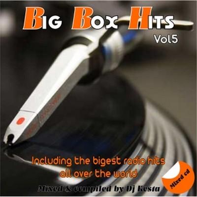DJ Kosta Big Box Hits Mix 05 [2012]
