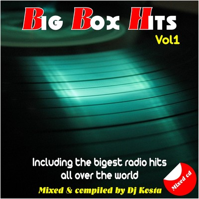 DJ Kosta Big Box Hits Mix 01 [2012]