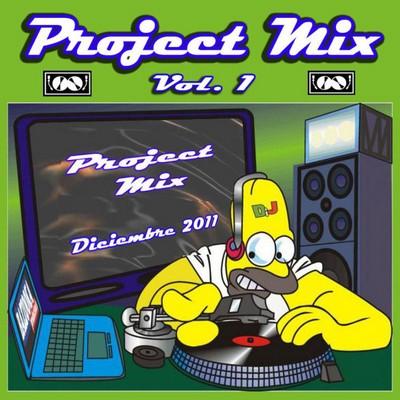 Atenea DJ, DJ Tano, DJ Marcelo, DJ Raul Project Mix volume 01 [2011]