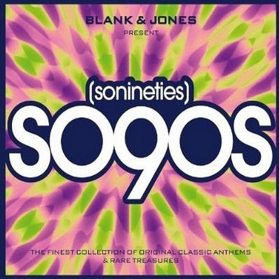 Blank & Jones Present - So90s (So Nineties) [2012] / 3xCD