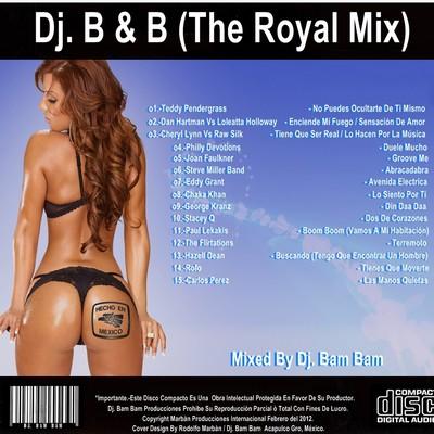 DJ Bam Bam - The Royal Non Stop Dance Mix [2012]
