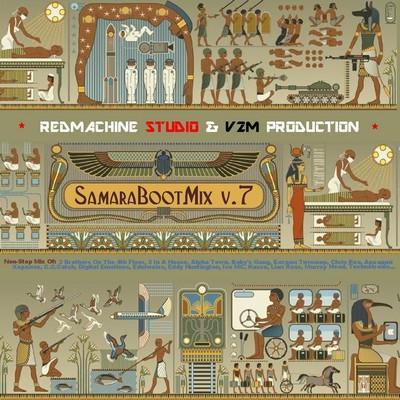 Samara Boot Mix 07