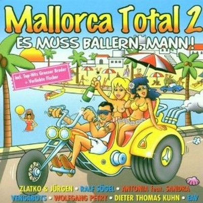 Mallorca Total 2 [2000] / 2xCD