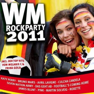 WM Rockparty 2011 / 2xCD