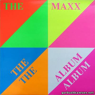 The Maxx - The Album [1989]