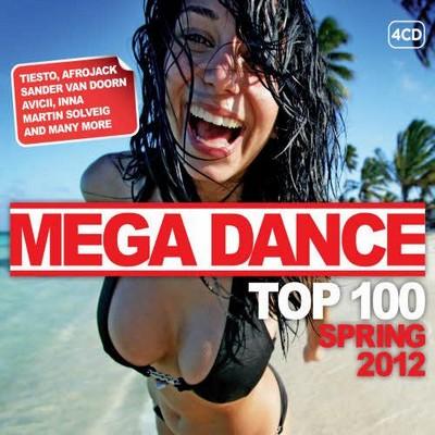 Mega Dance Spring 2012 Top 100 [2012] / 4xCD