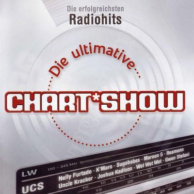Die Ultimative Chartshow - Die erfolgreichsten Radiohits 2008 / 2xCD