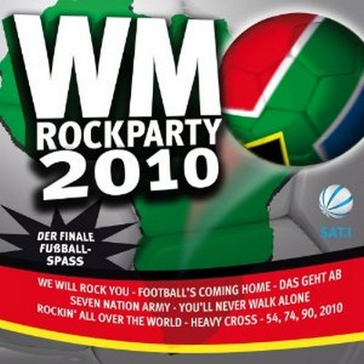 WM Rockparty 2010 / 2xCD