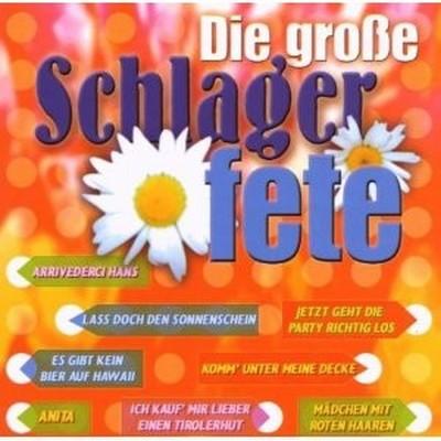 Die Grosse Schlagerfete 2002 / 2xCD