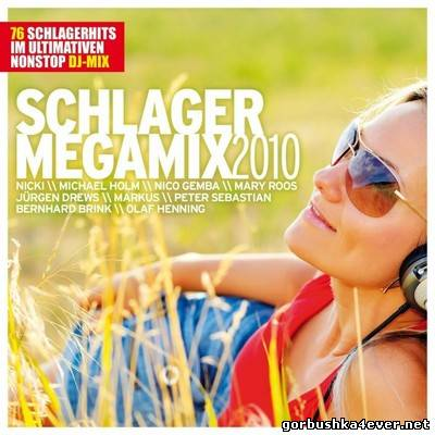 Schlager Megamix 2010 / 2xCD