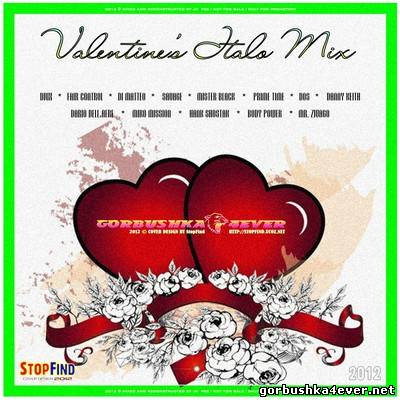 Valentine's Italo Mix 2012 by Jii Pee