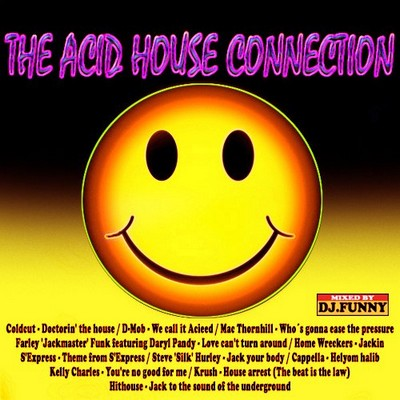 DJ Funny - Acid-House Connection Mix