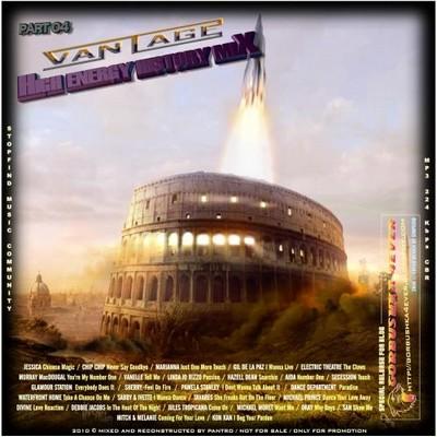 Vantage Mix - High Energy History Mix 4