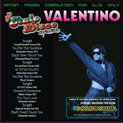 Italo 4 DJs - Valentino