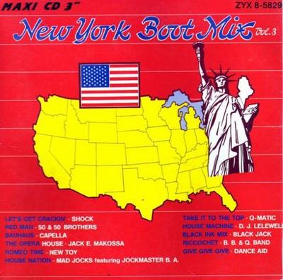 New York Boot Mix volume 03
