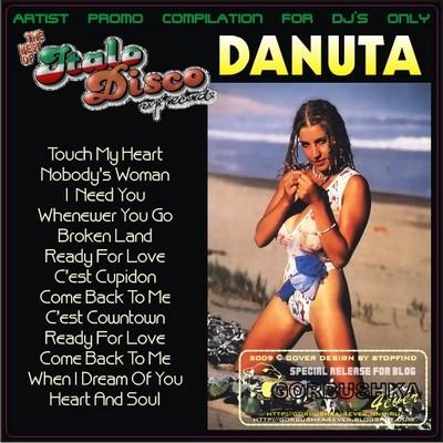 Italo 4 DJs - Danuta / Morgana