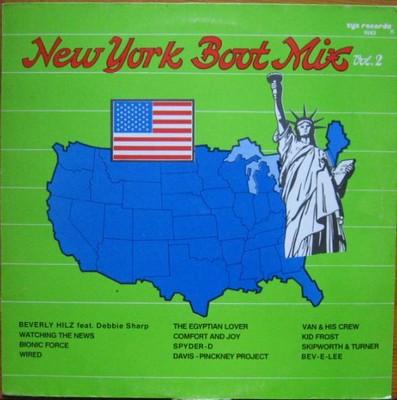 New York Boot Mix volume 02