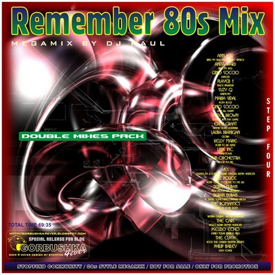 DJ Raul - Remember 80s Mix vol 04