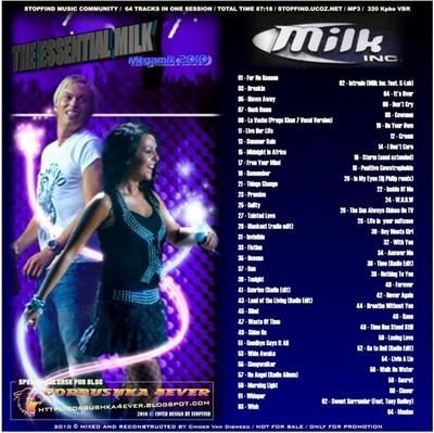 Milk Inc The Essential Mix 2010