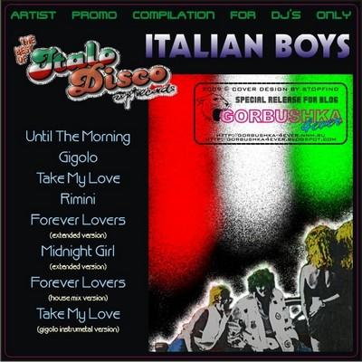 Italo 4 DJs - Italian Boys
