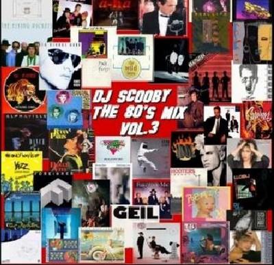 DJ Scooby - The 80's Mix Volume 03