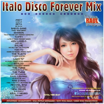DJ Raul - Italo Disco Forever Mix - Second Mission