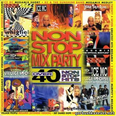 Non-Stop Mix Party vol 1 [1995] Over 40 Hits