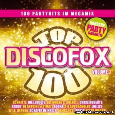 Top 100 Discofox Megamix vol 03 [2012] / 2xCD