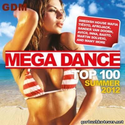 Mega Dance Top 100 Summer 2012 / 4xCD