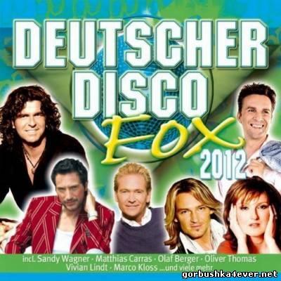 Deutscher Disco Fox 2012 / 2xCD