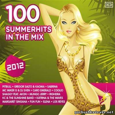 100 Summerhits In The Mix [2012] / 3xCD