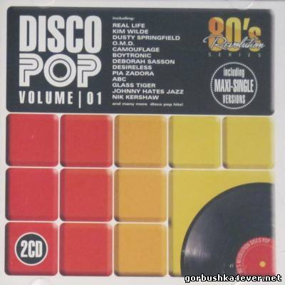80s Revolution Disco Pop vol 01 [2012] / 2xCD