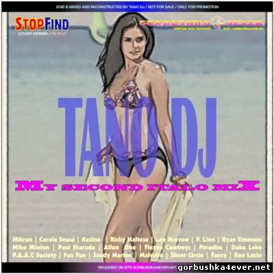 Tano DJ - My Second Italo Mix