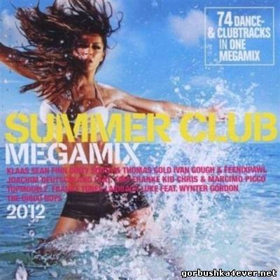 Summer Club Megamix 2012 / 2xCD