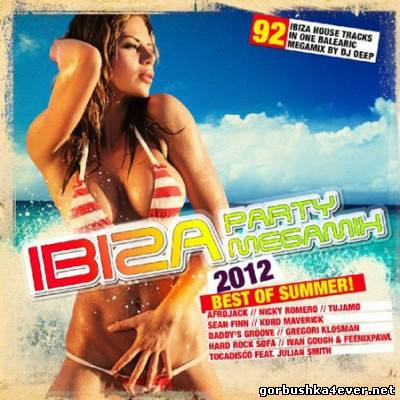 DJ Deep Ibiza Party Megamix 2012 / 2xCD