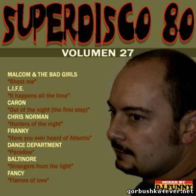 DJ Funny Superdisco 80 vol 27 [2012]
