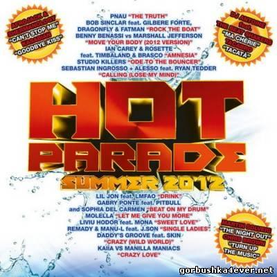 Hot Parade Summer 2012 / 2xCD