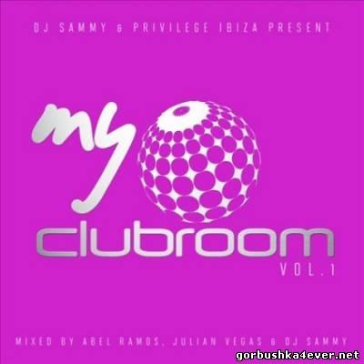 DJ Sammy & Privilege Ibiza - Myclubroom vol 01 [2012] / 3xCD