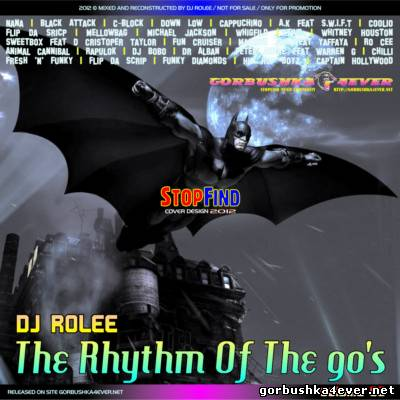 DJ Rolee - The Rhythm Of The 90's Mix 06 [2012]